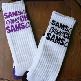 SAMS CHOPPERS HI-SOCKS
