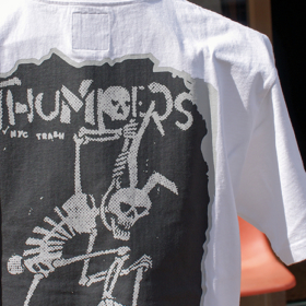 TH20S-8-4 HANGMANS JOKE S/S TEE