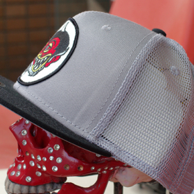 BOOT DECAL HAT #02