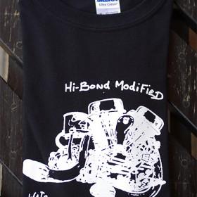 HI-BOND MODIFIED PAN S/S T-SHIRTS