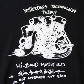 HI-BOND MODIFIED KNUCKLE S/S T-SHIRTS