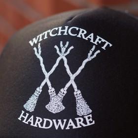 BROOM STICK MESH CAP