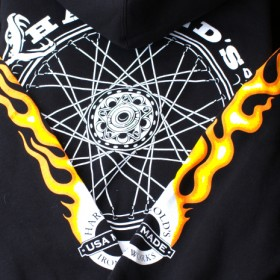 HAROLD'S ENDLESS CYCLE PULL OVER HOOD