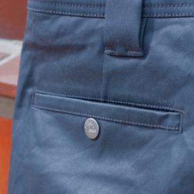 OL-063E-021 SLIM WORK PANTS -STRETCH-